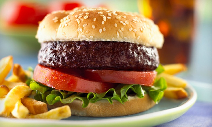 Spinner's Grill - North Raleigh: $10 for $20 Worth of Casual American Fare at Spinner's Grill
