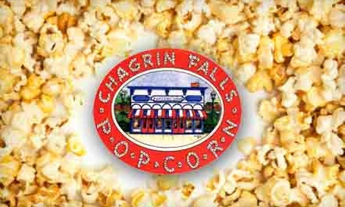 Chagrin Falls Popcorn Shop - Chagrin Falls: $5 for $10 Worth of Popcorn, Treats, and More at the Chagrin Falls Popcorn Shop