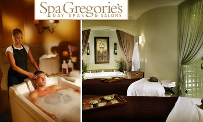 Spa Gregorie's - North City: $69 for an Ancient Royal-Bathing-Ritual Package at Spa Gregorie's ($160 Value)