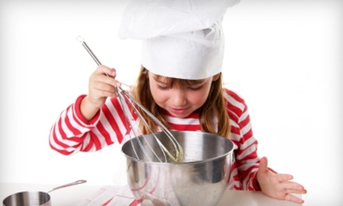 A Kid's Kitchen - Chicago: $17 for $35 Worth of Cooking Classes, Baked Goods, and Products at A Kid's Kitchen in Naperville