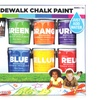 Washable Sidewalk Chalk Paint Kit (14-Piece)