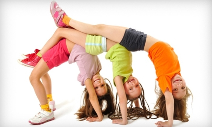 Patti's All-American Gymnastics - Dyer: $37 for a Five-Week Summer Gymnastics or Dance Class at Patti's All-American in Dyer (Up to $94 Value)