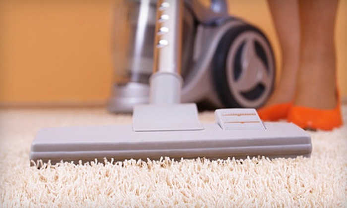 ChemDry of the Triad - Downtown Winston-Salem: Carpet Cleaning for Two or Three Rooms from ChemDry of the Triad (Up to Half Off)