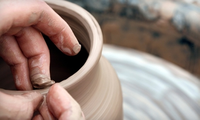 Sykesville Pottery and Art Center - Sykesville: $10 for $20 Worth of DIY Ceramics and More at Glazed to Perfection in Eldersburg