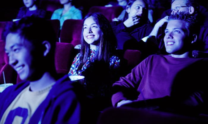 Spotlight Theatres - Greensboro: Movie Outing for Two with General or Concierge-Level Tickets and Popcorn at Spotlight Theatres in Greensboro (Up to 62% Off)