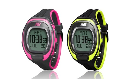 New Balance NX710 CardioTRNr Heart Rate Monitor Watch and Chest Strap