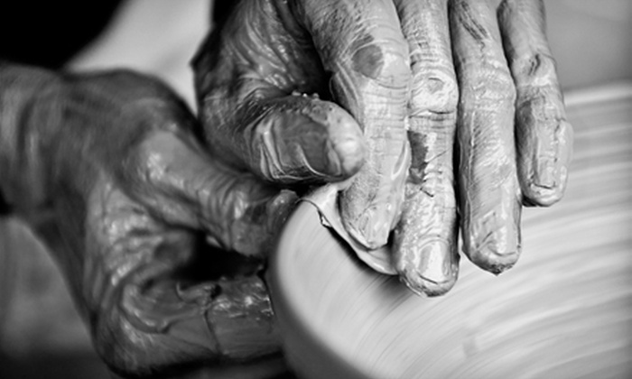 Jorgenson Pottery - St. Joseph: $82 for Six Pottery Classes ($165 Value) or $100 for a Wood-Fired-Oven Workshop ($200 Value) at Jorgenson Pottery in St. Joseph