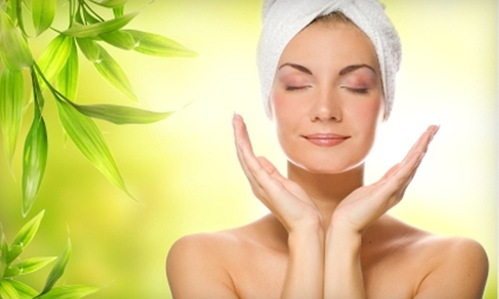 Amethyst Garden Day Spa - Gulf Gate: Spa Services at Amethyst Garden Day Spa in Sarasota. Two Options Available.