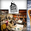 58% Off at HotBox Pizza