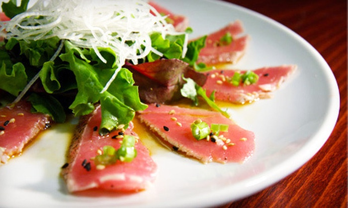 Maki Sushi Bar - Boston: Japanese Cuisine at Maki Sushi Bar in Peabody (Half Off). Two Options Available.