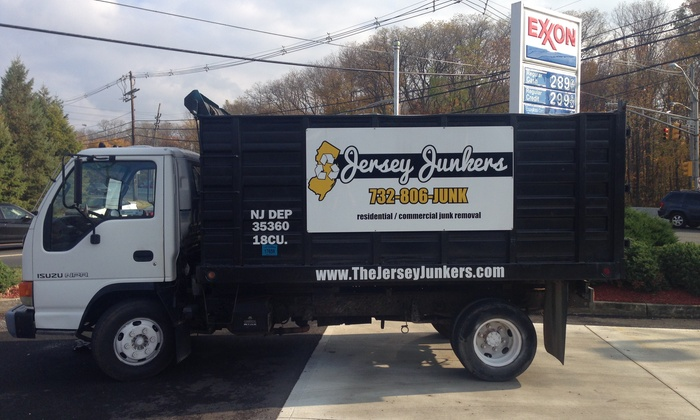The Jersey Junkers - Central Jersey: $50 for $100 Worth of Junk Removal — The Jersey Junkers