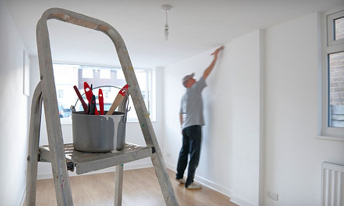 Bella Paint and Remodel - Ronkonkoma: Interior Painting in One or Two Rooms from Bella Paint and Remodel (Up to 60% Off)