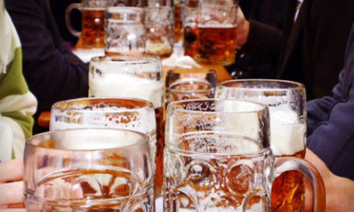 Oktoberfest - Indian River City: $10 for German-Festival Outing for Two to Oktoberfest in Cocoa ($20 Value)