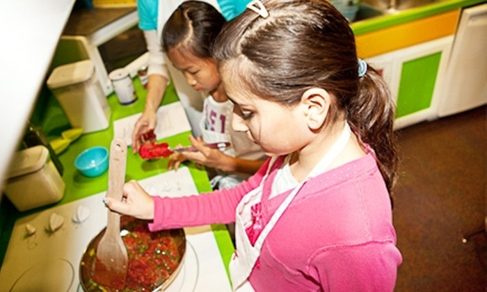 Young Chefs Academy - Chandler: $10 for One Children's Cooking Class at Young Chefs Academy in Chandler