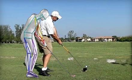 Good Start Golf School: 1-Hour GS Deluxe Technology Lesson  - Good Start Golf School in Delray Beach