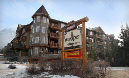 2-Night Stay for Four in a 1-Bedroom Suite - Falcon Crest Lodge in Canmore