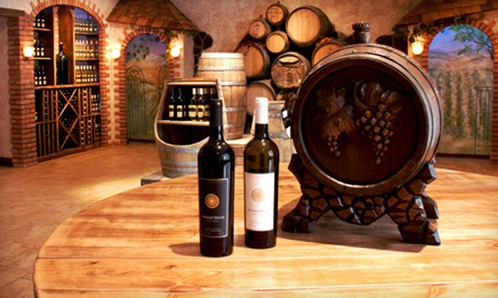 Holland Marsh Wineries - Newmarket: Private Winery Tour and Tasting with Glass and Truffles for Two or Four at Holland Marsh Wineries (Up to 68% Off)