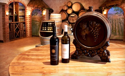 Winery Tour and Tasting for 4 People (a $90 value) - Holland Marsh Wineries in Newmarket