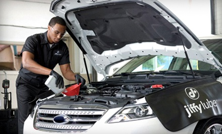 $29.99 for an Oil-Change Package at Jiffy Lube ($61.98 Value)