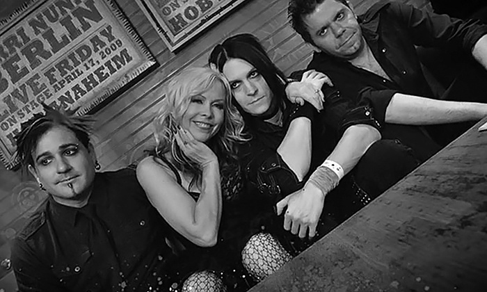 Berlin Featuring Terri Nunn - Cave Concert Venue: Berlin Featuring Terri Nunn at The Cave on Saturday, July 11, at 7 p.m. (Up to 49% Off)