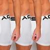 AQS Men's Boxer Briefs (Size XL) (3-Pack)