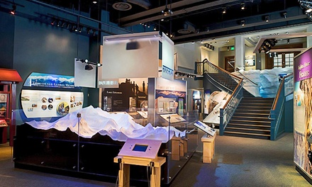 Admission for Two or Four at the American Mountaineering Museum (40% Off)
