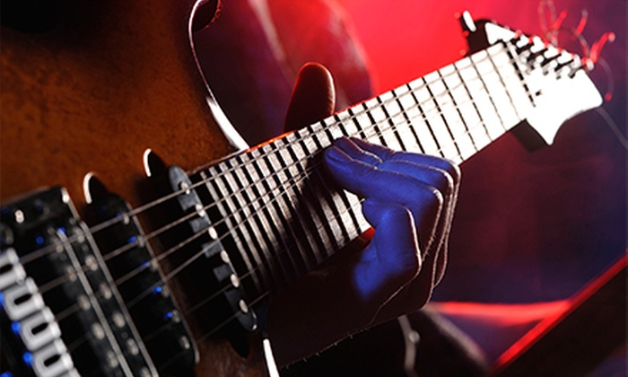 Milwaukee Guitar Lessons - Franklin: $60 for $120 Worth of Services at Milwaukee Guitar Lessons