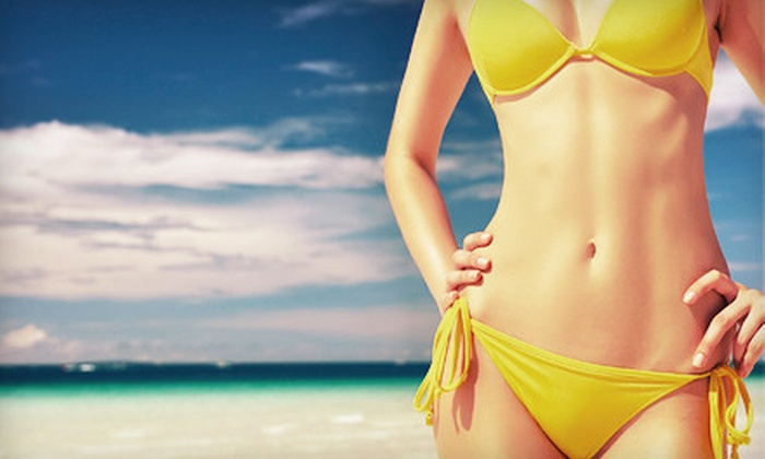 Malaya Skin Studio - Sharp Park: One, Two, or Four Airbrush Spray Tans at Malaya Skin Studio (Up to 80% Off)