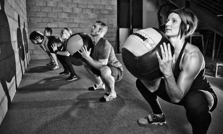 Two Weeks or One Month of Unlimited CrossFit Classes at Xcel Fitness (Up to 68% Off)