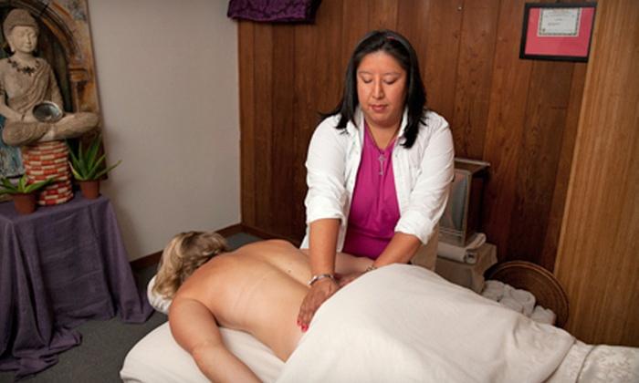 Hope JelinekBerry - Northfield: 60- or 90-Minute Healing Massage with Reflexology or Hot Stones at Hope JelinekBerry (83% Off)