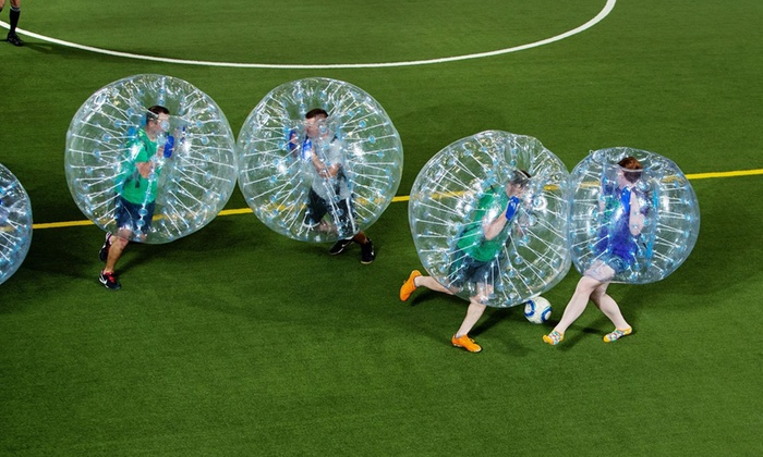 Ballistic Bubble Soccer - San Diego: One-Hour, Two-Hour, or Three-Hour Bubble Soccer Party at Ballistic Bubble Soccer (Up to 58% Off)