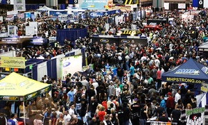 TheFitExpo: One General Admission Ticket to TheFitExpo (Up to 40% Off). Two Options Available.