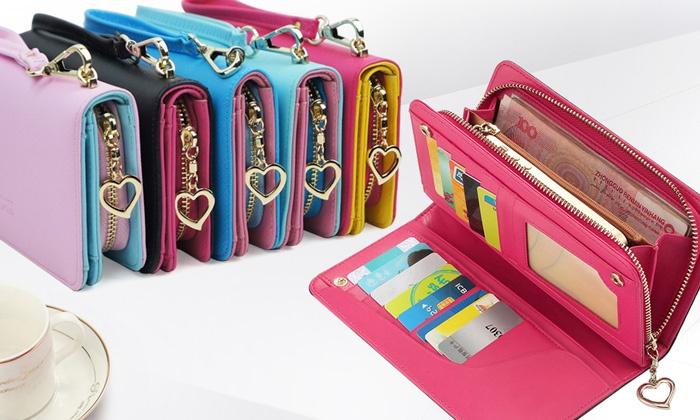 Portemonnee Design.Smartphone Design Portemonnee Groupon Goods