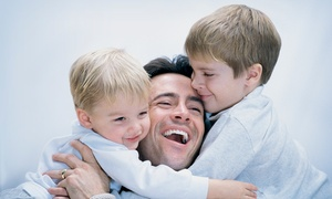 Home Paternity: $75 for At-Home Paternity Test from Home Paternity ($159 Value)