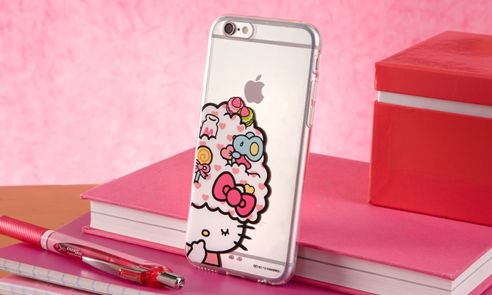 save off f867d eafe8 Up To 33% Off on Hello Kitty iPhone Cases | Groupon Goods