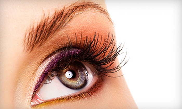 Angel Lash - Midtown South Central: 70, 90, or 120 Eyelash Extensions per Eye at Angel Lash (Up to 53% Off)
