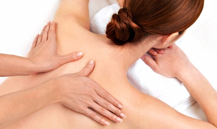 One or Two 60-Minute Deep-Tissue Massages at Back In Balance Healing Arts (Up to 51% Off)