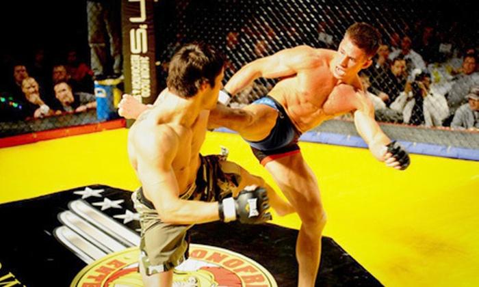 "Professional Mixed Martial Arts IFL 51 ""No Guts, No Glory"" - The Palace of Auburn Hills: Professional Mixed Martial Arts IFL 51 ""No Guts, No Glory"" at The Palace of Auburn Hills on Saturday, November 17"