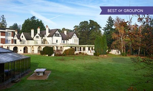 Hilton Cobham Hotel - Non-Accommodation: Wedding Package For 50 Daytime and 80 Evening Guests, £3,500 at The Hilton Cobham