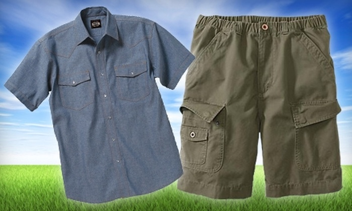 Davis Big and Tall - Bossier City: $35 for $70 Worth of Apparel at Davis Big and Tall