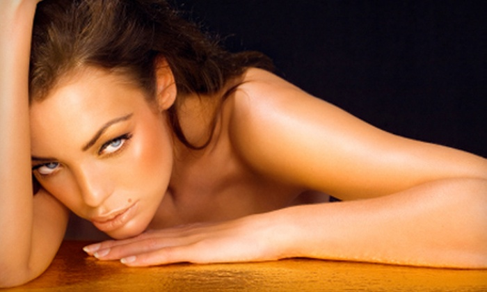 Sol Sunless Tanning - The Colony: $20 for an Airbrush Tan with Exfoliating Spray at Sol Sunless Tanning in Frisco ($50 Value)