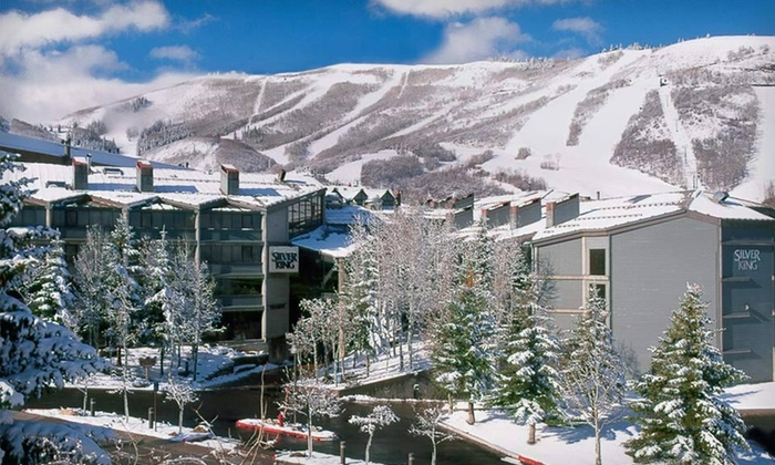 Silver King Hotel - Park City: Two- or Three-Night Condo Stay at the Silver King Hotel in Utah. Six Options Available.