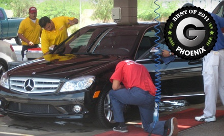 Super Star Car Wash - Super Star Car Wash in Phoenix