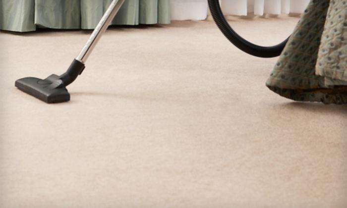 Color Tile & Carpet of Salem - Salem OR: $79 for a Three-Room Carpet Cleaning from Color Tile & Carpet of Salem ($160 Value)