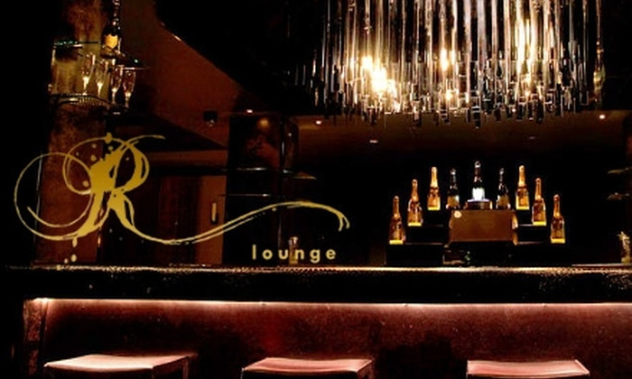 R Lounge - Studio City: $20 for $40 Worth of Upscale Drinks at R Lounge