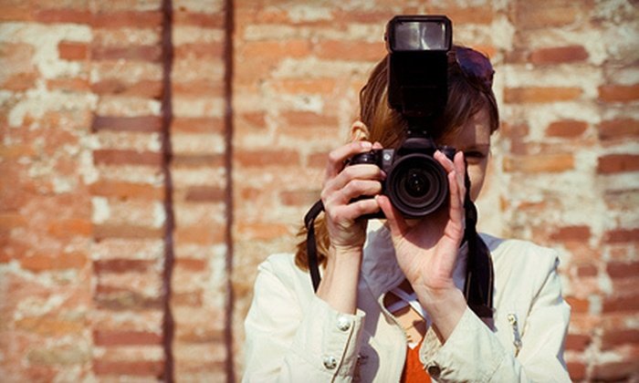 Wolfe's Camera Shop - Downtown: Digital-Photography Class for One or Two at Wolfe's Camera Shop (Up to 62% Off)