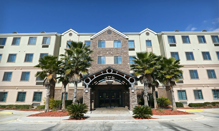 null - San Antonio: Stay at Staybridge Suites Nw Near Six Flags Fiesta in San Antonio