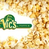 $5 for Gourmet Popcorn at Vic's