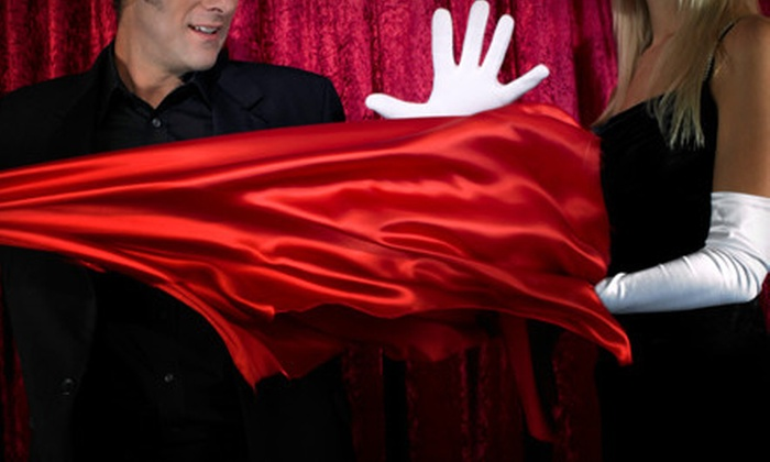 "The Magic of the Gustafsons - LuLu Shriners Auditorium: Magic-Show Outing for Two or Four to ""The Magic of the Gustafsons"" in Plymouth Meeting on December 17 (Up to 69% Off)"
