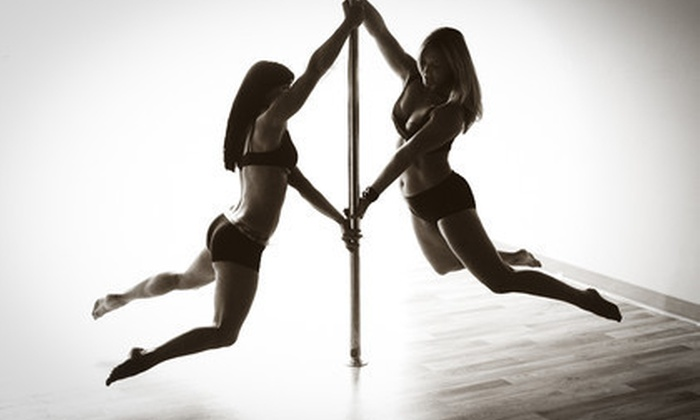 Divine Movement Pole Dancing - Fremont: $20 for One Try It Out Drop-In Pole Dancing Class at Divine Movement Pole Dancing ($40 Value)